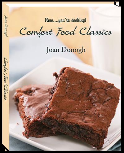 Comfort Food Classics Cookbook cover